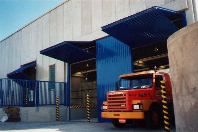 Portões Industriais